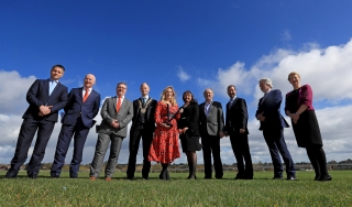 Launch of Sandyford Business District Awards 2019