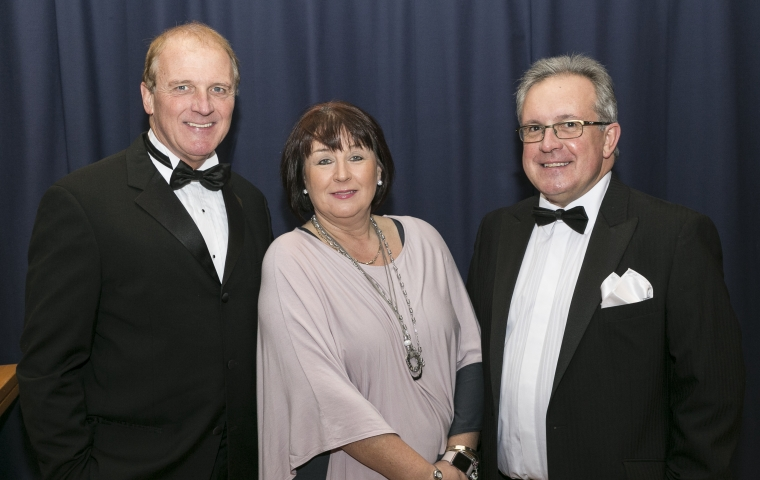 Tom Moloney - CIS Ireland, Anne Marie Arigho, Tim Ivers - MSS Group