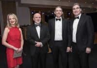 Aine Reidy - Smith and Williamson, Conor Bofin - Townsmatter, Dan Holland - Smith and Williamson, Martin O'Donnell - CBRE