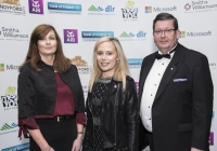 Therese Langan - DLR CoCo, Deirdre Farrell - Amorys Solicitors, Cllr Morgan McCabe - Kildare CoCo