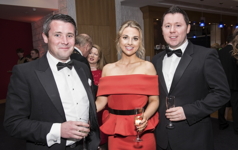 Colin Daly - Green Reit, Lisa Geoghegan - Live Work Grow, Brian Shields - JLL