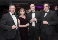 Kevin Fitzgerald, Deirdre Moore, Ron Clarke, Conor Barcoe - AIB