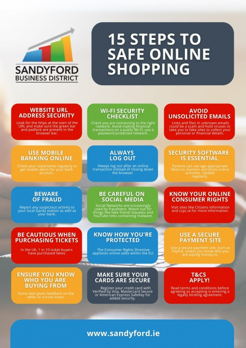 15 Tips To Safe Online Shopping