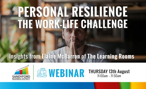 Personal Resilience - The Work-Life Challenge Webinar