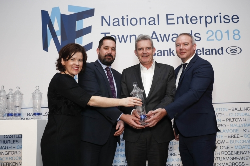 BOI Enterprise Town Award Winners