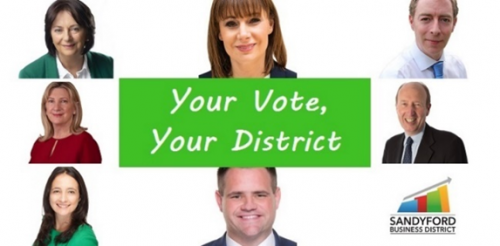 Your Vote, Your District