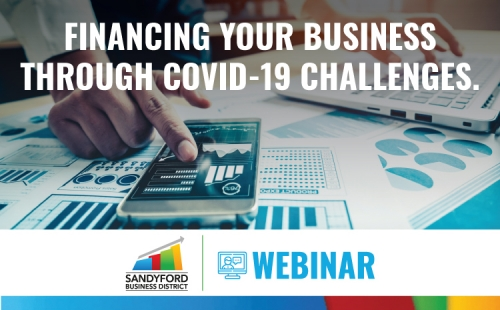 Financing your business through Covid-19 challenges - Webinar