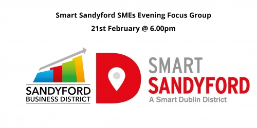 Smart Sandyford SMEs Focus Group (Evening 21st)