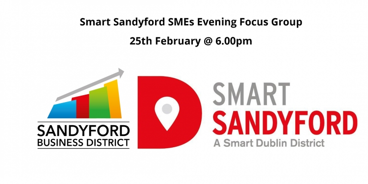 Smart Sandyford SMEs Focus Group (Evening 25th)
