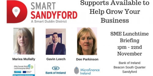 Support Available To Help Grow Your Business