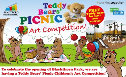 Teddy Bears' Picnic. And the Winners are…