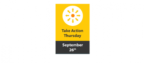 Take Action Thursday