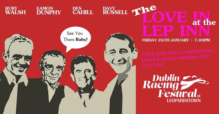 Dublin Racing Festival Launch