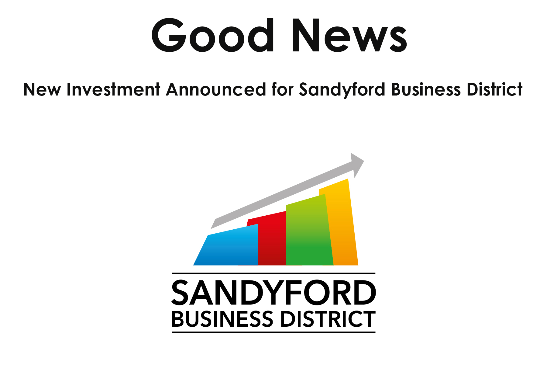 Investment by DLRCC to Footpaths in Sandyford Business District