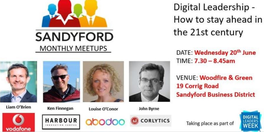 Digital Leadership - How to stay ahead in the 21st century