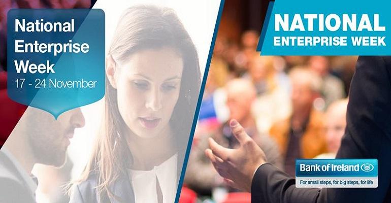 Bank of Ireland - National Enterprise Week