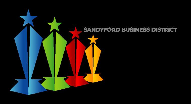 Sandyford Business Impact Awards Logo