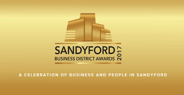Sandyford Business District Awards 2017