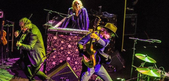 Bulmers Live at Leopardstown: The Waterboys