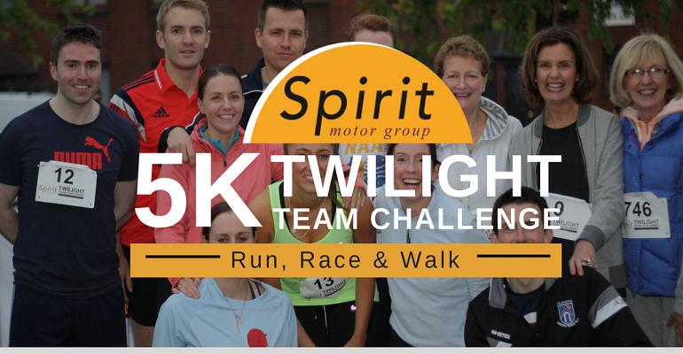 Twilight 5k Team Challenge