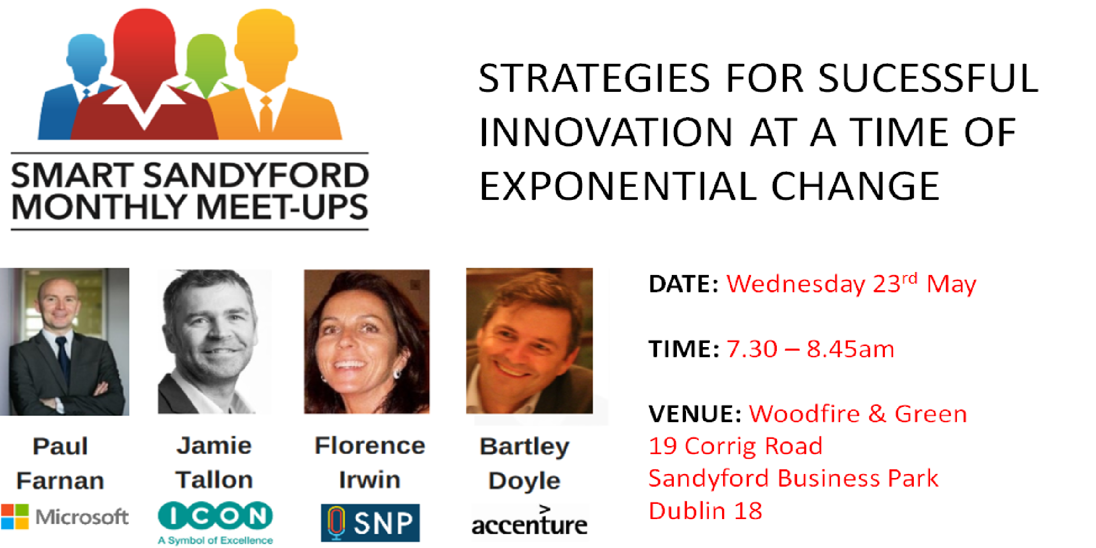 Strategies for Successful Innovation at a Time of Exponential Change