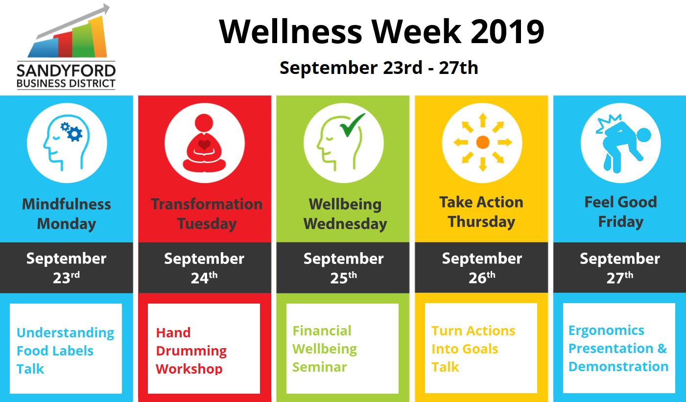 Wellness Week 2019